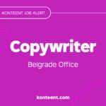 Traži se copywriter