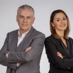 Konteent Media otvorila vrata u Srbiji na čelu sa Mišom Lukićem i Natašom Mitrović